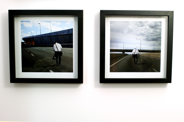 'Jaywalker'_2012 and 'Overpass'_2012