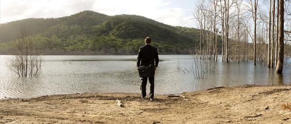 River Suit Series, 2014. 5 images.