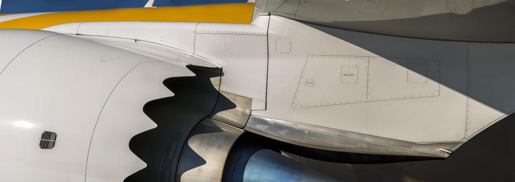 Jet Zag Whole, 2015. 220x80 cm, inkjet print on aluminium sheet.