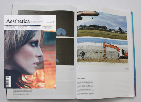 Aesthetica Magazine, Issue 51, Feb/March 2012